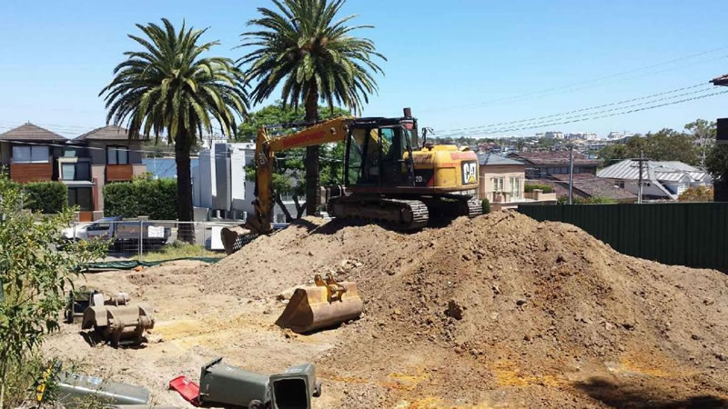 Excavation Contractors Sydney