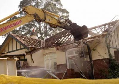 House Demolition Sydney - Democorp Australia