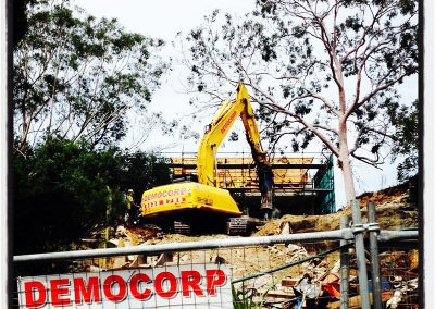 Democorp Australia House Demolition Sydney 1
