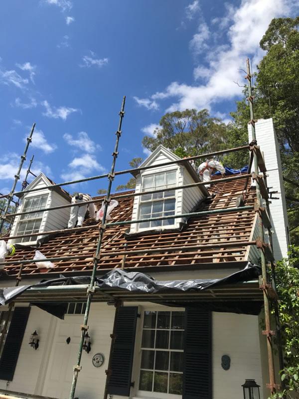 Asbestos Removal Services Sydney