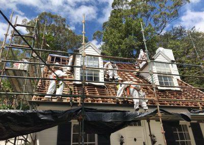 Asbestos Removal Contractors Sydney